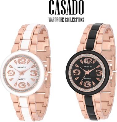 Casado Cas978and979ado Rakhi Gifts Analog Watch  - For Women, Girls