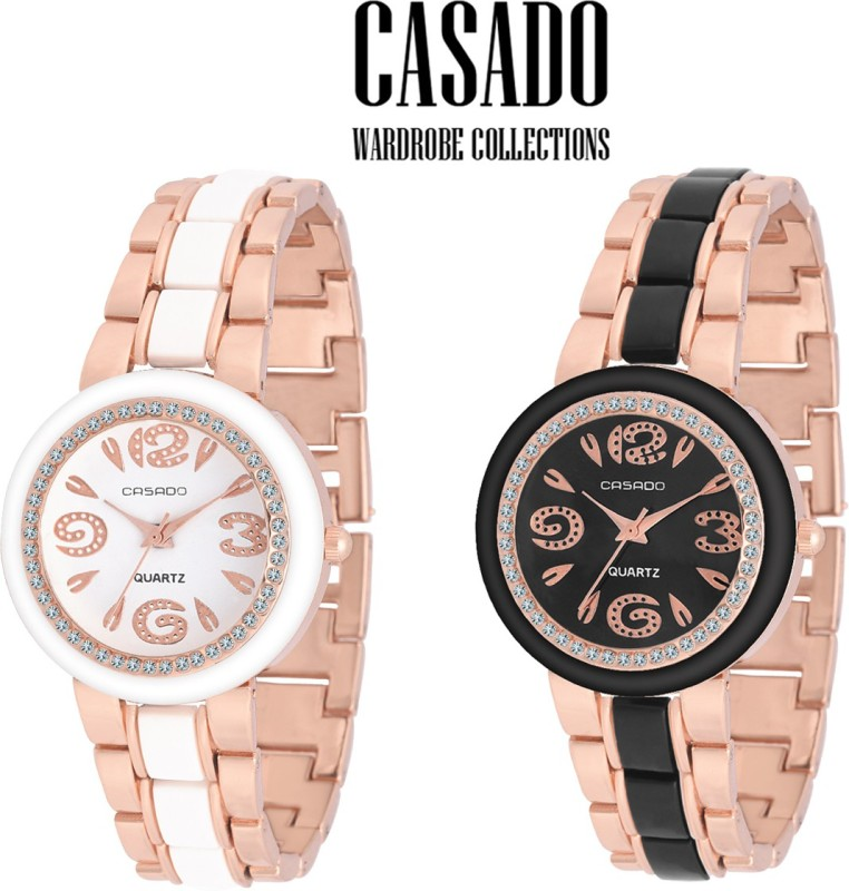 Casado Cas978and979ado Rakhi Gifts Analog Watch For Women