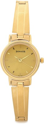 Sonata 8096YM05 Analog Watch - For Women