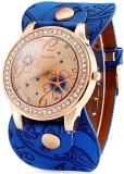 Womage 628-4 Big Strap Analog Watch  - F...