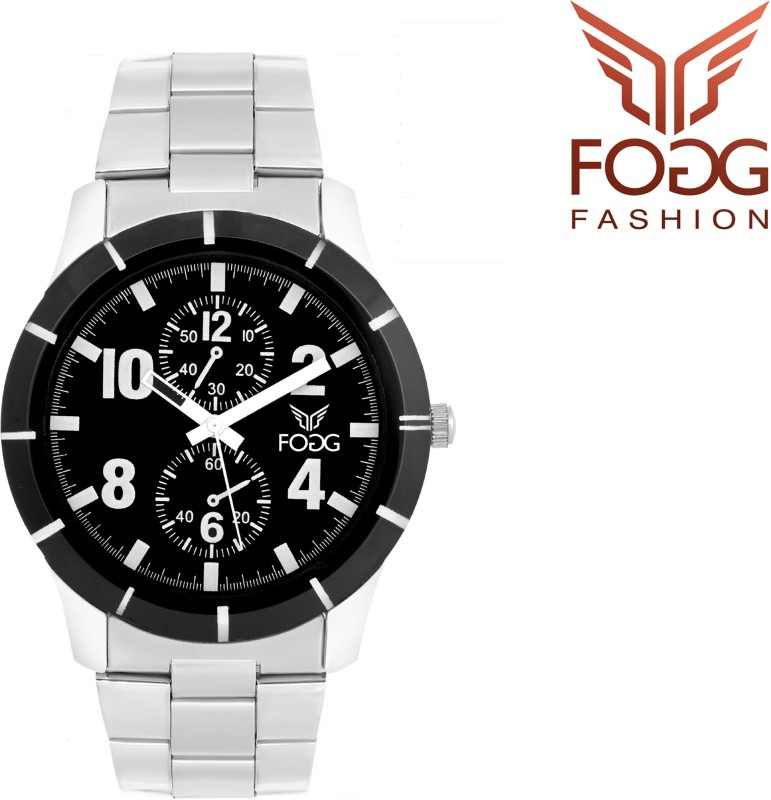 FOGG 2022 BK CK With Price Tag Analog Watch For Men