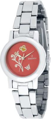 dazzle DZ-LR500-RD-CH Vox Analog Watch  - For Women