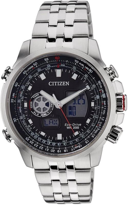 Citizen JZ1061 57E Analog Digital Watch For Men