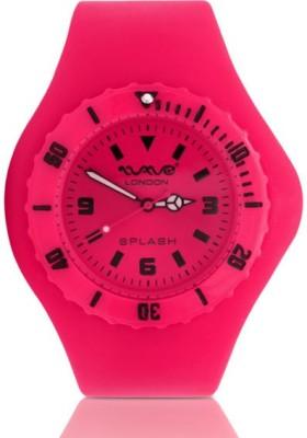 Wave London Wave London Splash - Neon Pink Watch (Wl-Spl-Np) Splash Analog Watch  - For Women