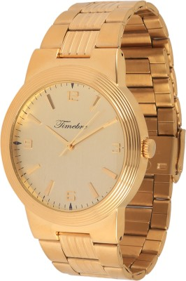 Timebre TMGXGLD101 Premium Analog Watch  - For Men