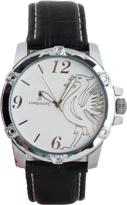 Liverpool FC Lfc-Ind-Aw-002 LFC Analog Watch  - For Men