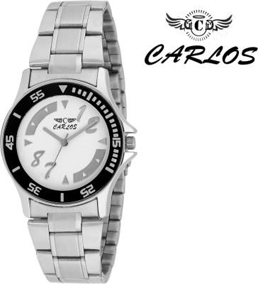 CARLOS CR-0071 Analog Watch  - For Girls