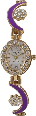 Agile AG_165 Bracelet series Analog Watch  - For Girls, Women