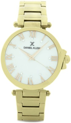 Daniel Klein DK10949-2 Analog Watch  - For Women