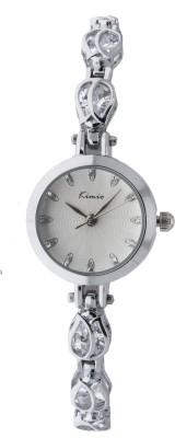 Kimio AR1144 Skeleton Analog Watch  - For Girls, Women
