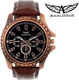 Analogue ANG-151 Chronograph Pattern Ana...