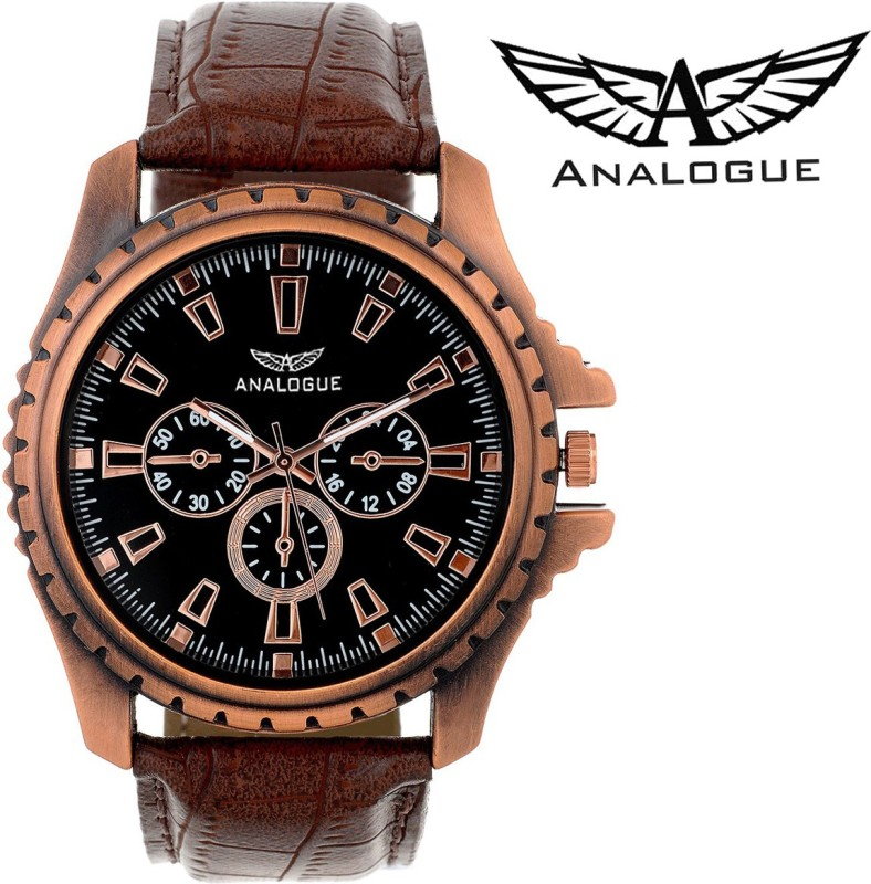 Analogue ANG 151 Chronograph Pattern Analog Watch For Men