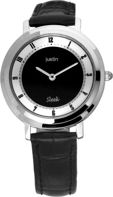 JUSTIN JIW601SL01 SLIM super slim Analog Watch  - For Girls, Women