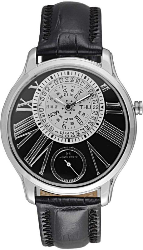 Monte Cristo MC2 Analog Watch For Men