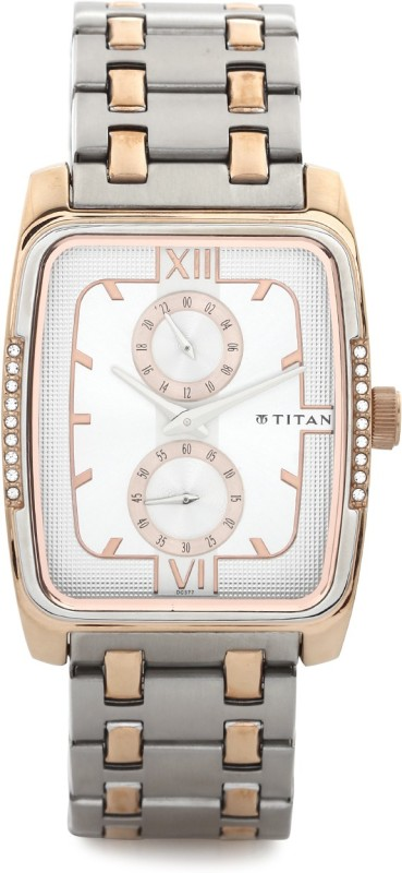 Titan NF1600KM01 Regalia Analog Watch For Men