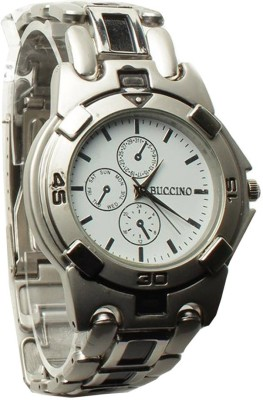 Buccino WD589 ECO Analog Watch  - For Men