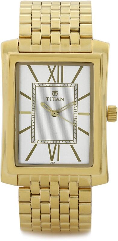 Titan NH90023YM01J Analog Watch For Men