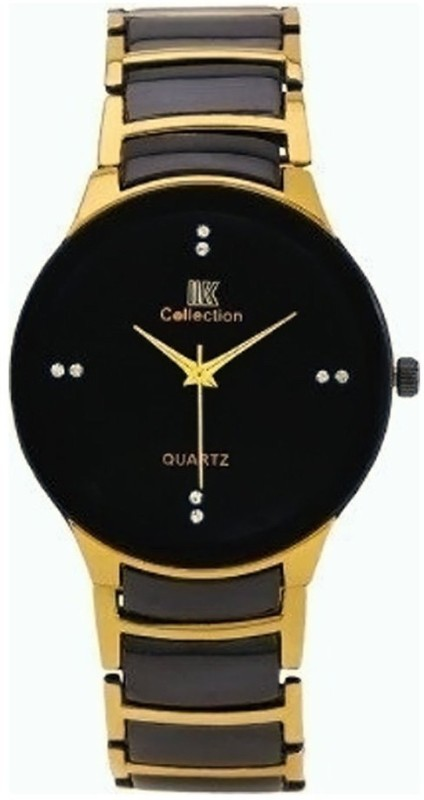 IIK Collection Gold0001 Analog Watch For Men