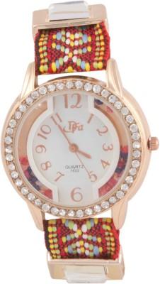 Cosmic Analog colorful diamond studded watch for women Analog Watch  - For Girls, Women