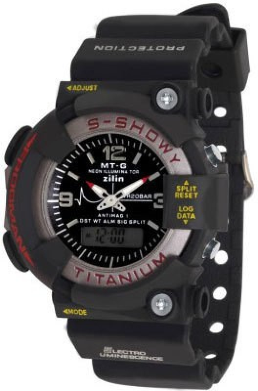S Shock MT002 Analog Digital Watch For Men