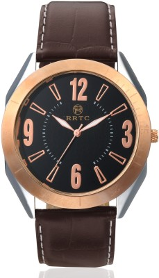RRTC RRTC1115KL01 Basic Analog Watch  - For Men