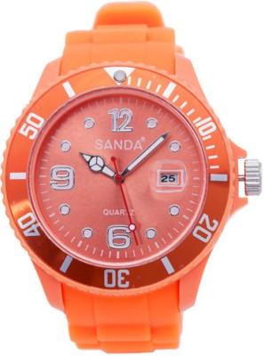 Sanda DDOR Analog Watch  - For Men