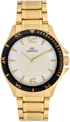 Conquer aoo11 Analog Watch  - For Men