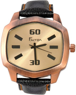 Factor MW010 Analog Watch  - For Men