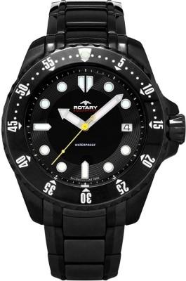 Rotary AGB00065/W/04 Aquaspeed Watch Analog Watch  - For Men