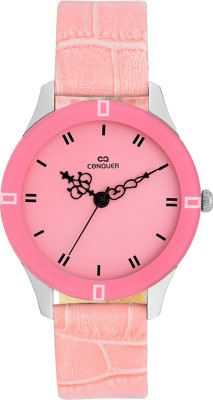 Conquer a0022 Analog Watch  - For Girls