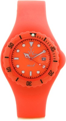 ToyWatch JY03OR Analog Watch  - For Men, Women