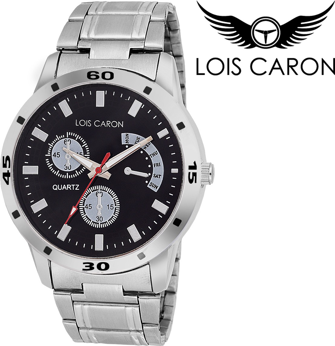 Flipkart - Watches Lois Caron & more