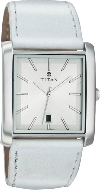 Titan NA9374SL01 Purple Analog Watch For Men