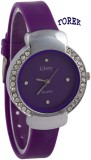 TOREK Glory Purple TBX-44SS Designer Ana...