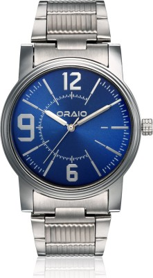 Oraio OR1501 Steel Analog Watch  - For Men