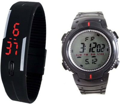 Thump T2430 Digital Watch  - For Men, Boys