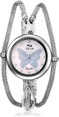 Zeus 9112WSiS Analog Watch  - For Women