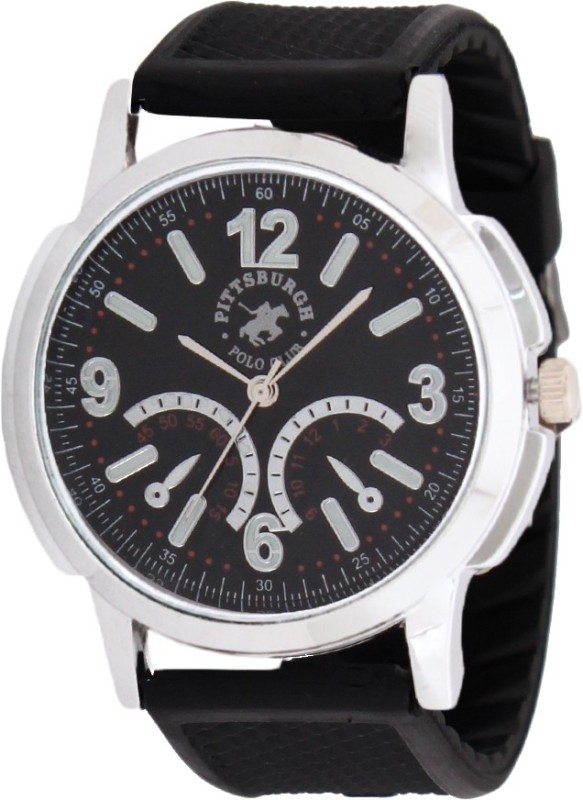 Pittsburgh Polo Club PBPC 432 G240 Analog Watch For Men