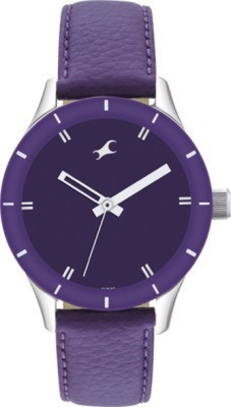 Fastrack NG6078SL05C Analog Watch For Women