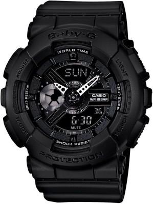 Casio BX023 Baby-G Analog-Digital Watch - For Women