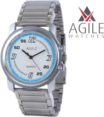 Agile AGM_038 Classique Analog Watch  - For Boys, Men, Girls, Women