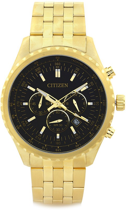 Citizen AN8062 51E Eco Drive Analog Watch For Men