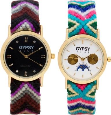 Gypsy Club GC-56 Analog Watch  - For Women, Girls