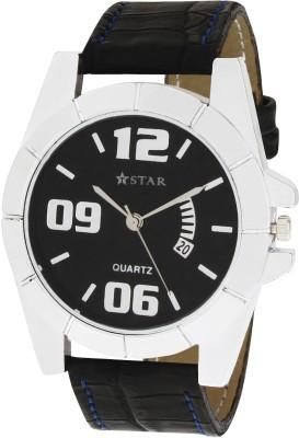 T STAR TSW-025-M-BK-BK Analog Watch  - For Men