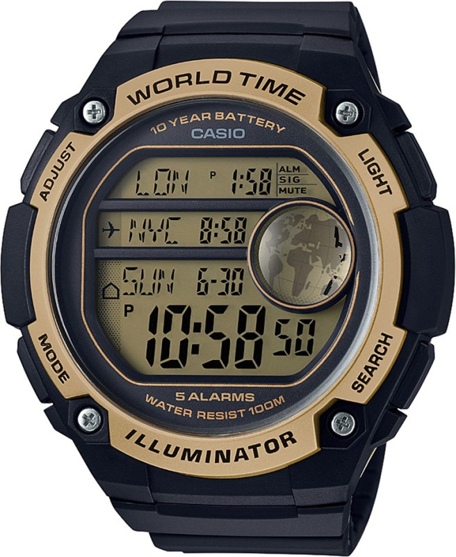 Casio D136 Youth Digital Watch For Men
