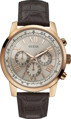 Guess W0380G4 Iconic Analog Watch  - For Men
