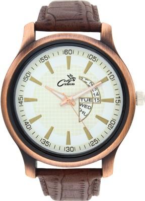 Cargo CW-00037 Epsilon Analog Watch  - For Men