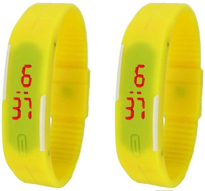Fashion Hikes FH2587 Digital Watch  - For Boys, Men, Girls, Women, Couple