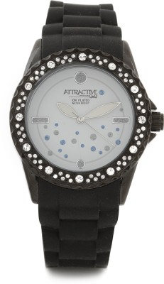Q&Q DA29J501Y Analog Watch - For Women
