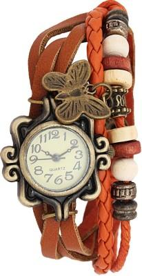 Felizer Stylish Butteryfly Vintage Analog Watch  - For Women